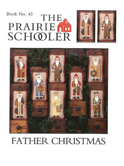 Father Christmas - by The Prairie Schooler
