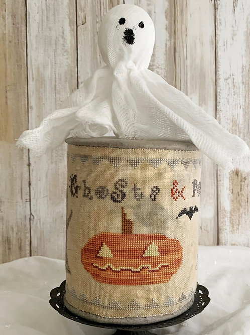 Ghosts & Pumpkins Drumroll - by Lucy Beam