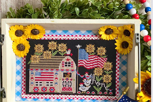 Liberty Farm - by Stitching With the Housewives