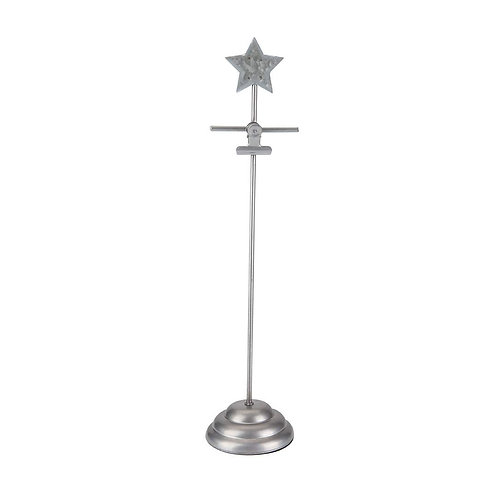 Stacy West Metal Star Stand w/ Clip