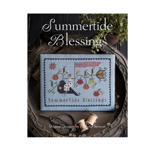 Summertide Blessings - by Plum Street Samplers