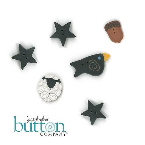 Heart Of America Button Pack (LHN) JABCO 8605.G
