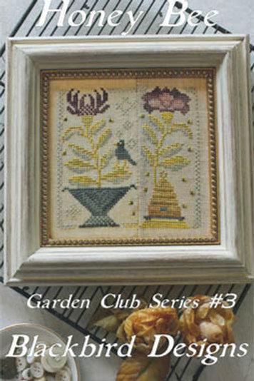 Honey Bee - Garden Club Series #3 - by Blackbird Designs