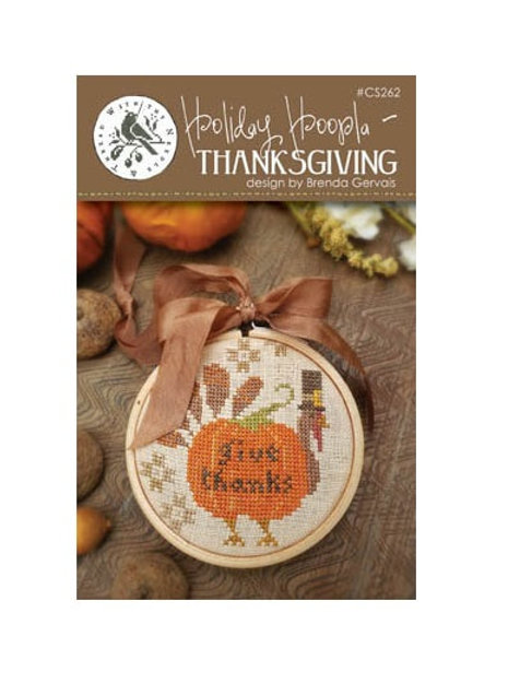 Holiday Hoopla - Thanksgiving - by With Thy Needle and Thread