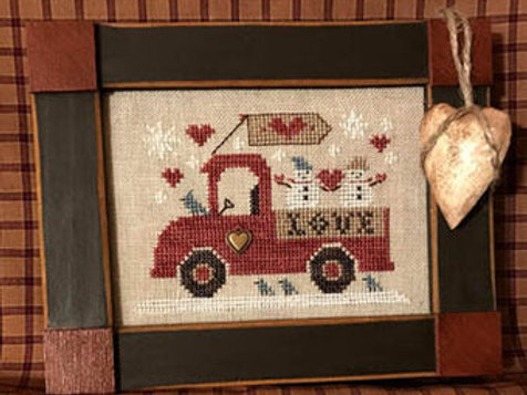 Love Truck by Homespun Elegance