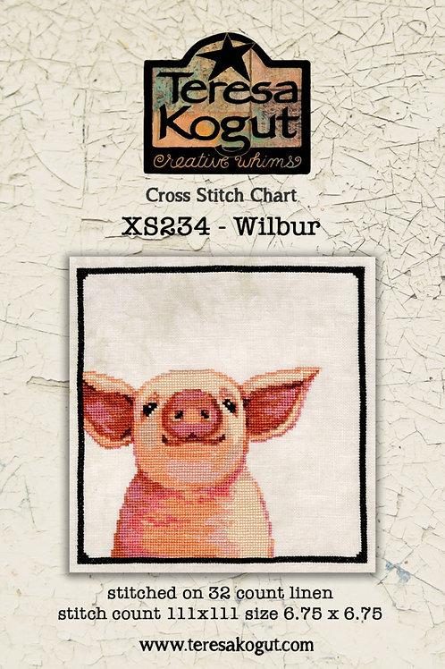 Wilbur - by Teresa Kogut