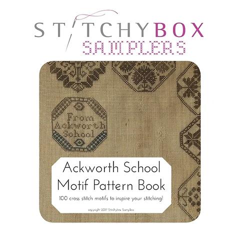 Ackworth School Motif Pattern Sampler Book - By Stitchy Box