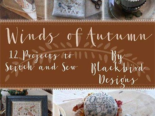 Winds of Autumn (12 Designs) - Blackbird Designs