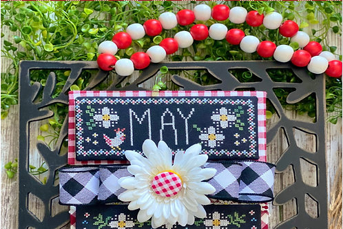 Truckin' Along - May . - Stitching With The Housewives