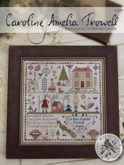 Caroline Amelia Trowell - by With Thy Needle & Thread