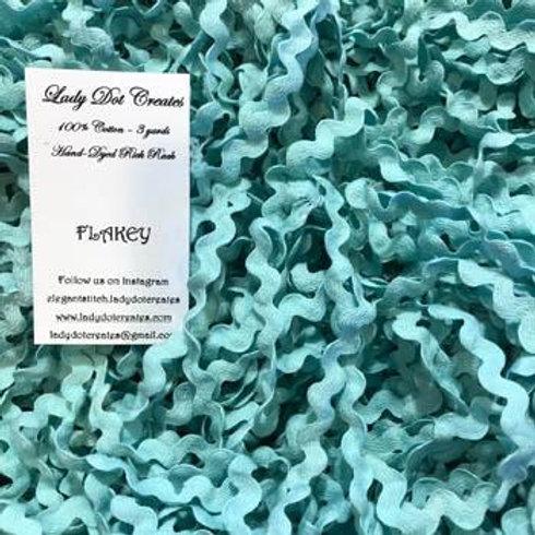 Flakey - Rick Rack - Lady Dot Creates
