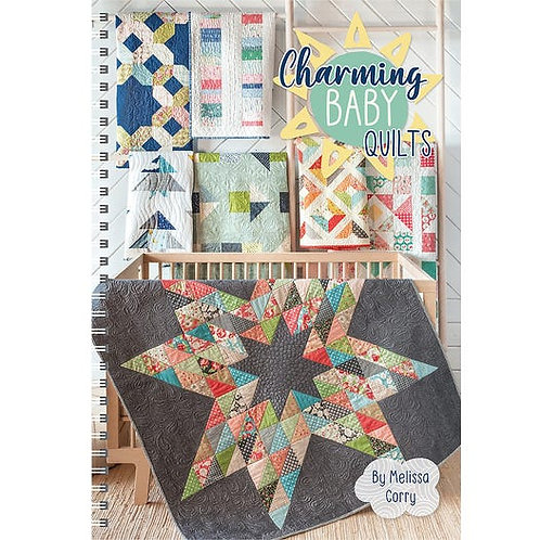 Charming Baby Quilts Book by Melissa Corry for It's Sew Emma - #ISE-937
