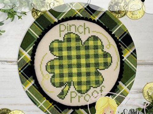 Pinch Proof - by Little Stitch Girl