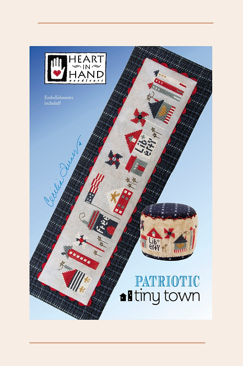 Patriotic Tiny Town - by Heart in Hand