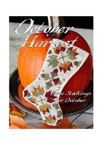 October Harvest - Blackbird Designs - Cross Stitch Pattern