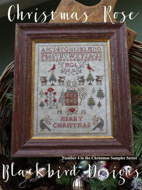 Christmas Rose - by Blackbird Designs