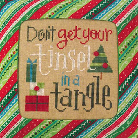 Don't Get Your Tinsel In a Tangle - Lizzie Kate