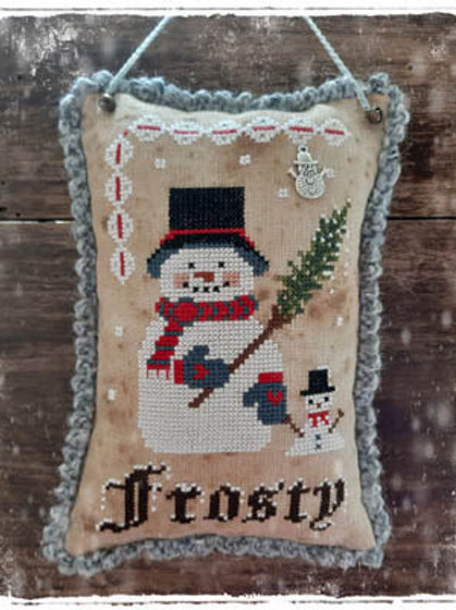Frosty by Fairy Wool in the Wood
