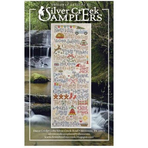 My Christmas List - by Silver Creek Samplers- Cross Stitch Pattern