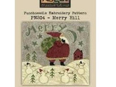 Merry Hill - PN204 - Punchneed - Teresa Kogut