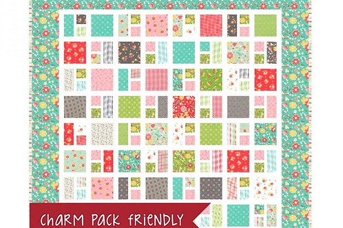 Charming Charlie - by Primrose Cottage Quilts - Quilt Pattern