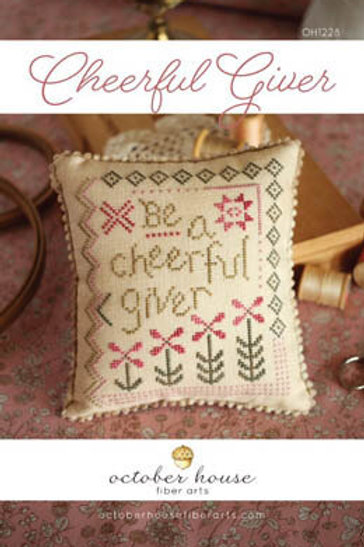 Cheerful Giver - by October House