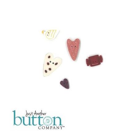 Valentine Medley Button Pack