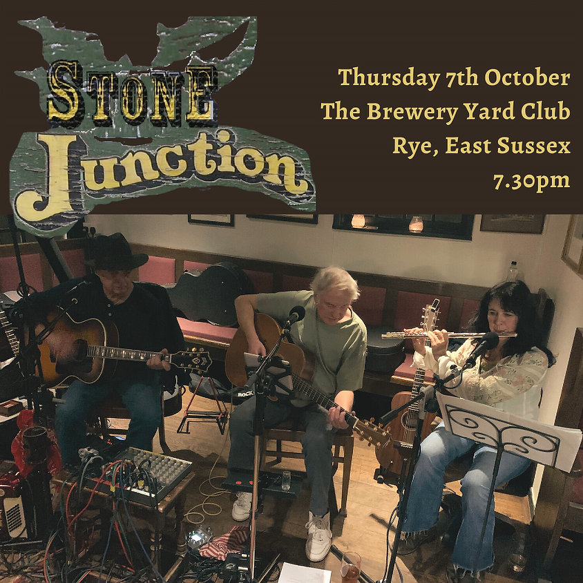 Stone Junction   LIVE @ The BYC