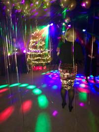 BYC Christmas disco