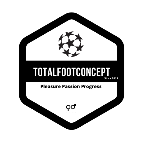 Totalfootconcept logo Witte achtergrond.