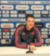 RSCA Trainer Yannick Kindermans
