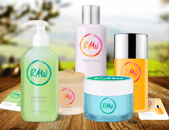 Branding Challenge: Skincare Products