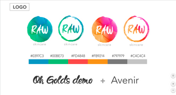 Branding Challenge: logo & stylesheet