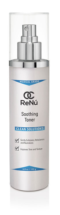 Better skin tone and texture by hydrating and revitalizing with this toner.
