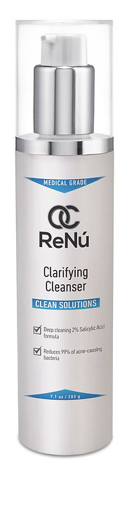 Cleanses pores, eliminates acne-causing bacteria, leaves skin soft, radiant and blemish-free.