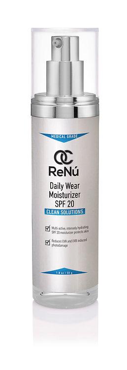 Daily Wear Moisturizer SPF 20
