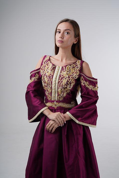 Embroidery-Mamlakat-Dress