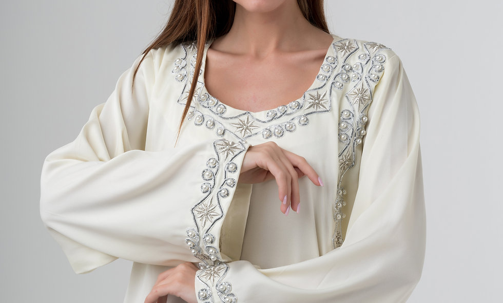 K.D White Silk