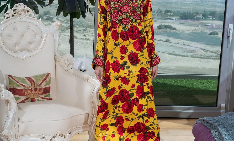 Floral Zara Silk