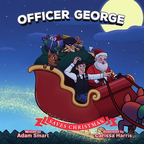 Officer George Saves Christmas