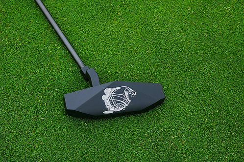 THE BLACK MAMBA PUTTER™  Signature Series Putter