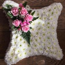 Pink Rose Cushion £60