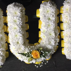 Mum funeral tribute £120 available in al