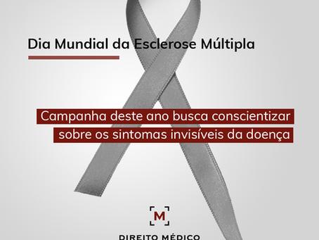 Dia Mundial da Esclerose Múltipla: tipos de tratamento e conscientização sobre sintomas invisíveis