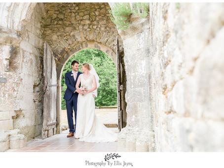 Beaulieu Abbey Wedding Day - Chloe & Ben
