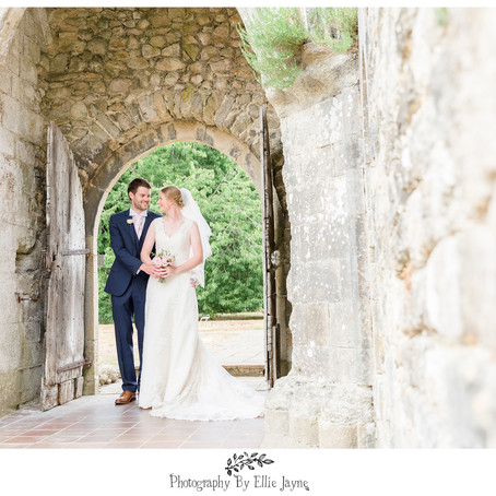Beaulieu Abbey Wedding Day - Chloe & Ben