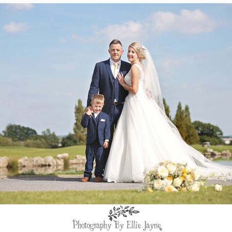 Mr & Mrs Griffiths - A Southampton Summer wedding