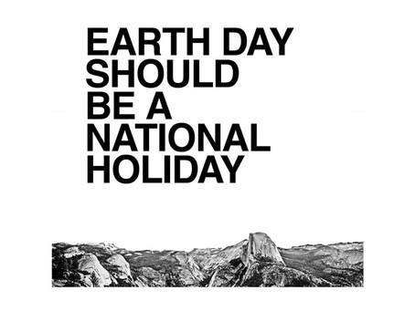 拜託,讓地球放假一天吧!