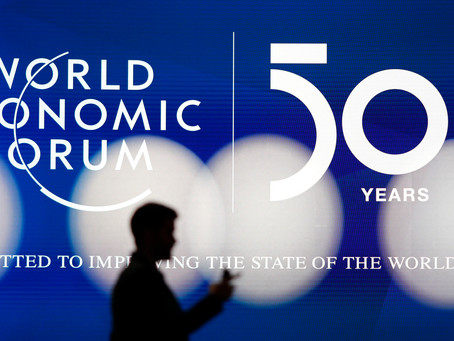 Davos 2020 - Stakeholders for a Cohesive and Sustainable World