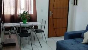 02 Dorms., em Santos Ref. 2259
